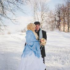 Wedding photographer Katya Martynova (katexom). Photo of 18.04.2013