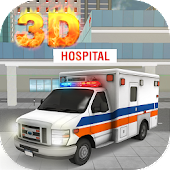 Ambulance Fire & Rescue 911 3D