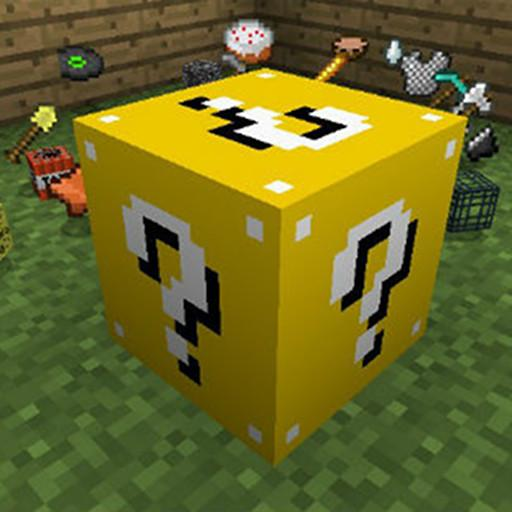 Lucky Block Mod for MCPE - Apps on Google Play