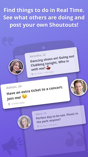 Amoretto - Socialize and Chat screenshot
