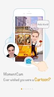 MomentCam - screenshot thumbnail