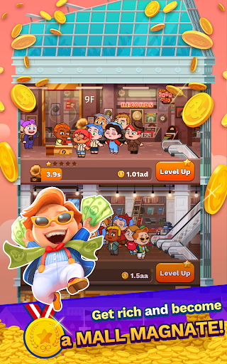 Tap Tap Plaza - Mall Tycoon screenshot 10