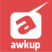 AwkWorld - be You be Social. (Web View)