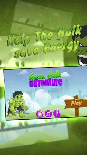Hulk Run