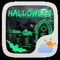 Halloween Theme GO Weather EX icon