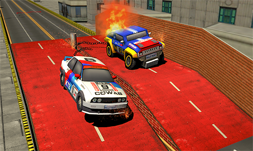 Download Chained Muscle Cars Rivals Impossible Track for Windows Phone apk screenshot 4