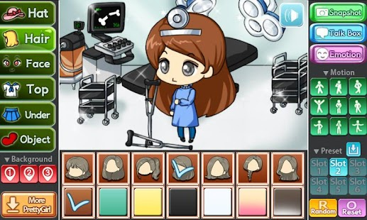 Hospital Pretty Girl- screenshot thumbnail