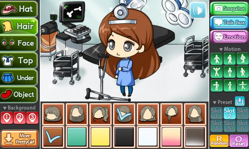 Hospital Pretty Girl- screenshot
