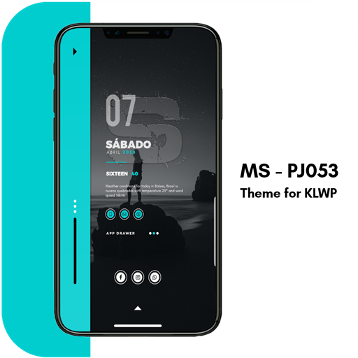 MS - PJ053 Theme for KLWP APK Cracked Download