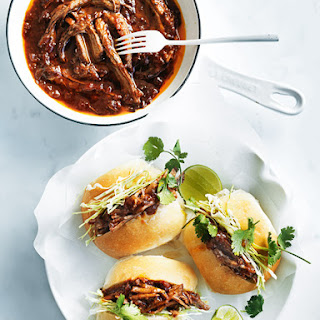 Spiced Texan Beef Brisket Sliders.