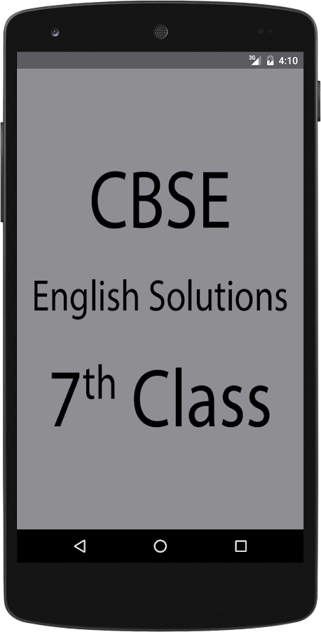 Cbse english solutions class 7 android apps on google play cbse english solutions class 7 screenshot fandeluxe Images