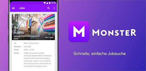 Monster Job App – Die Jobbörse – Apps bei Google Play