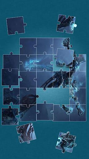 Dragon Jigsaw Puzzle Game screenshot 10