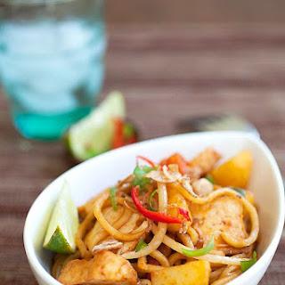 Veggie Mee Goreng (Fried Noodles)