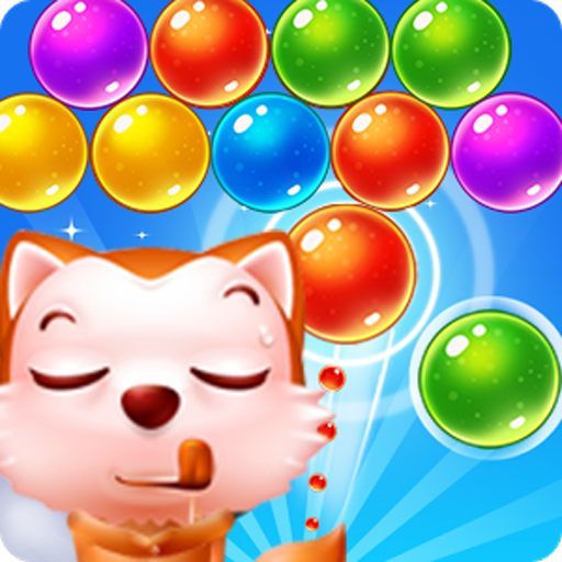 Fox Bubble  Shooter