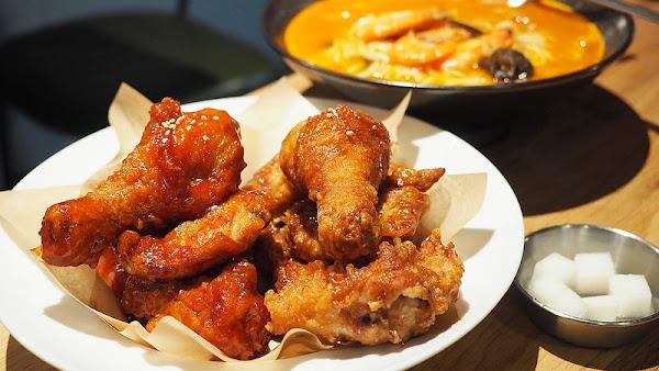 Bibiba 嗶嗶爸餐廳│鳳山文山特區最好吃的韓式炸雞店!(附菜單價位)