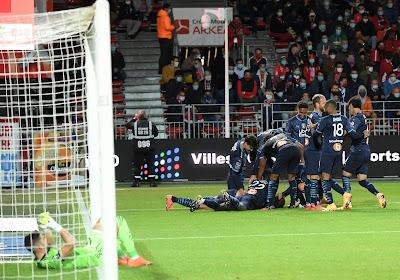 Ligue 1 : L'OM assure l'essentiel du côté de Lorient