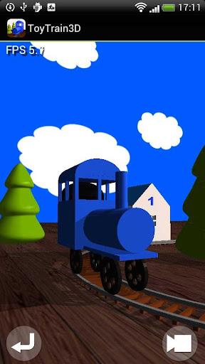 Toy Train 3D 2.1.24 Windows u7528 1