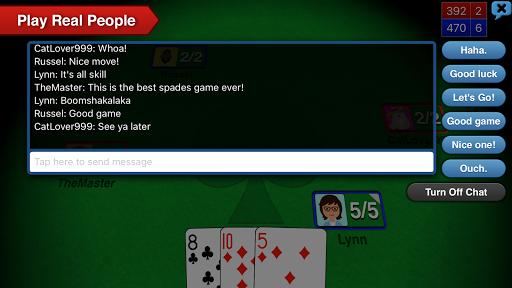 Spades + screenshots 5