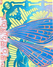 Photo: Wenchkin's Mail Art 366 - Day 225 - Card 225a