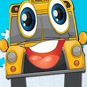 Vehicles for Kids - Jigsaw Puzzle Games