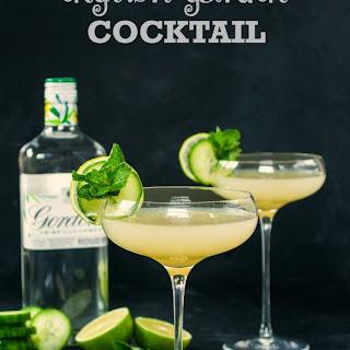 English Garden Cocktail