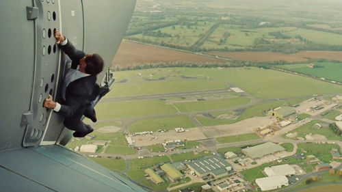 Mission: Impossible - Rogue Nation trivia