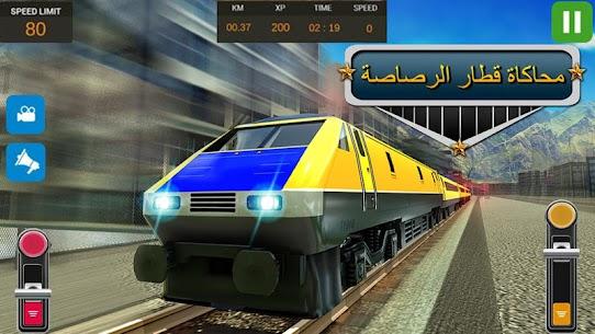 مدينة قطار سائق محاكاة 2019 حر قطار ألعاب 2