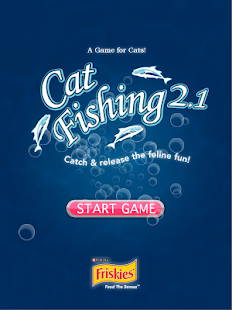 Friskies CatFishing 2 Capture d'écran