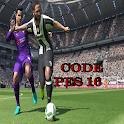 Code Pes 2016 icon