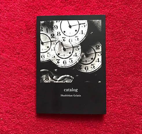 [迷迷選物]寫真館Gelatin 攝影集 作品集《catalog》