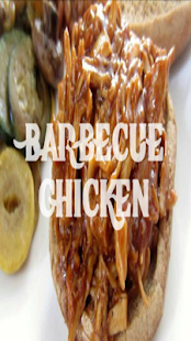 Barbecue Chiken Recipes ? Cooking Guide Handbook - náhled
