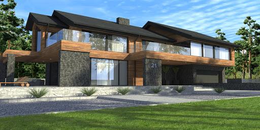 projekt New House 21