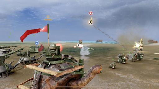 War Tortoise 2 - Idle Exploration Shooter 1.03.05.3 updownapk 1