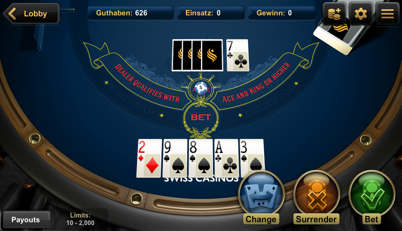 swiss online casino casino online games