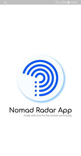 Nomad Radar screenshot 1