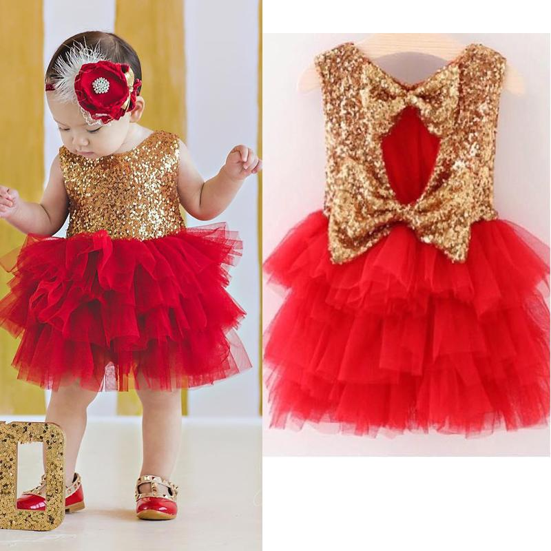 Sukienka swiateczna mikołajka dla dziewczynki - Sukienka dla dziewczynki na swieta  16