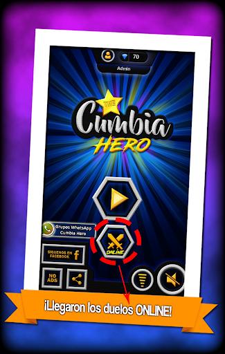 The Cumbia Hero 4.0.0 screenshots 17