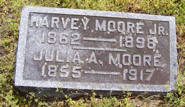 Photo: Moore, Harvey Jr. and Julia A.
