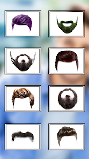 Man Hair Mustache Style  PRO- screenshot thumbnail
