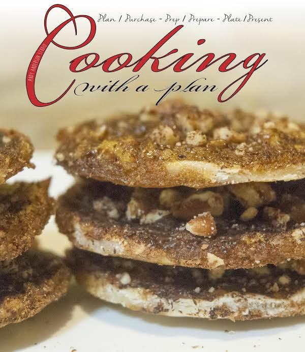 Sweet Essentials: Flakey Pecan Piecrust Cookies Recipe