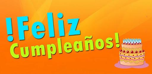 Felicitaciones De Cumpleaños Aplicaciones En Google Play