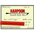 Logo of Harpoon 100 Barrel Series Scotch Style Ale