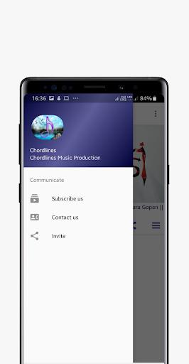 Chordlines screenshot 2