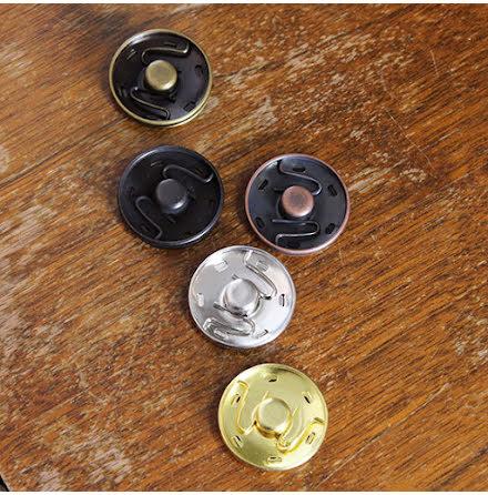 Tryckknapp 30mm - flera färger