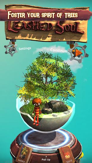 Leashed Soul - Beydo's Story- screenshot thumbnail