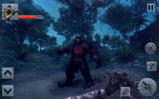 Find Bigfoot Monster: Hunting & Survival Game 1.5 de.gamequotes.net 4