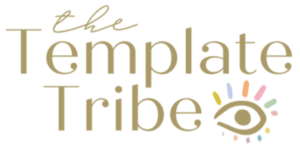 The Template Tribe Logo