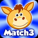 Jungle Match 3 icon