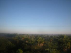 Photo: チャコ旅行 バスの車窓から